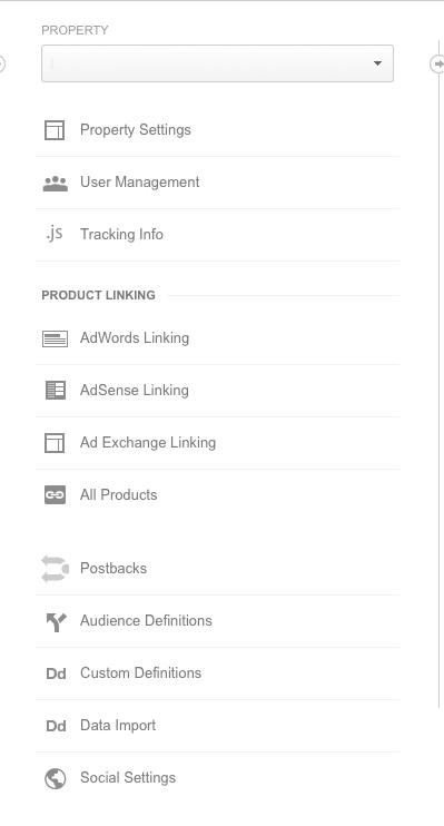 Custom Definitions Google Analytics