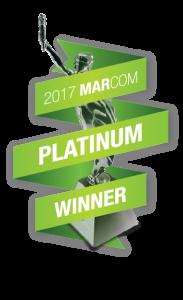 2017 MarCom Platinum Award